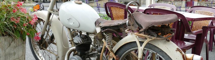 Rachat de vieille moto de plus de 10 ans